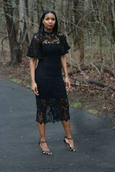 DIY Lace Dress – Beaute' J'adore