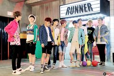 UP10TION #RUNNER #STAR;DOM