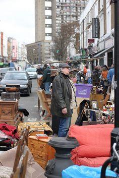 Golborne Road Market - The market dealer Kensington And Chelsea, West London, The Neighbourhood, Street View, Explore, Marketing, The Neighborhood, Exploring