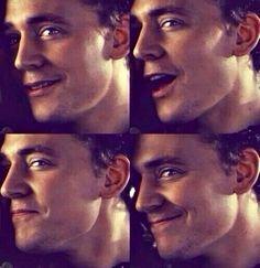 Handsome young Tom Hiddleston :) xx