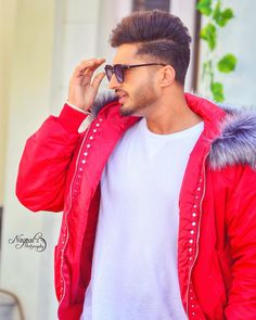 Jassi Gill Hairstyle, Cute Boys Images, Punjabi Actress, Boy Hairstyles, Bollywood Actors, Celebs, Celebrities, Photo Credit, Actors & Actresses
