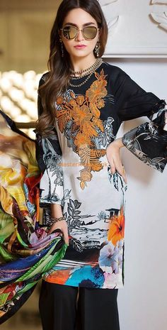 NISHAT Light Party Wear And Formal Wear at Retail and whole sale prices at Pakistan's Biggest Replica Online Store New Pakistani Dresses, Pakistani Dress Design, Casual Dresses, Fashion Dresses, Indian Designer Wear, Chiffon Dress, Party Wear, Beautiful Outfits, Designer Dresses