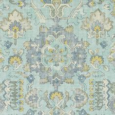 A modern floral 54 wide fabric in a large scale design of light blue, yellow and grey on an aqua blue background. This multipurpose fabric is suitable for light furniture upholstery, all window treatments, throw pillows, window seat cushions and upholstered walls. See curtain/roman shade information and custom pillow cover pricing below. This listing is for fabric by the yard.  FABRIC SAMPLES:  Fabric Name for Sample Order: Georgia Order Fabric Swatches Here: https://www.etsy.c...