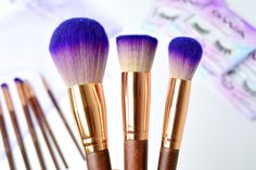 Girls With Attitude Fairytale Brushes | Break Down and Full Review