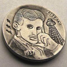 Adam Leech - Nikola Tesla