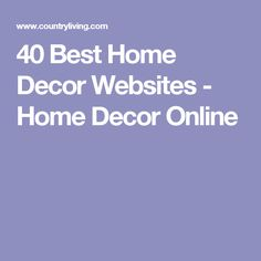 1000 ideas about home decor websites on pinterest home