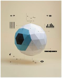 Reference for a preparing project. Sphere. Lo Siento Studio - El Pais Semanal