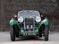 Singer 1 ½ Litre Le Mans '1934