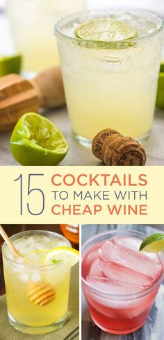 15 Ways To Make Cheap Wine Insanely Drinkable