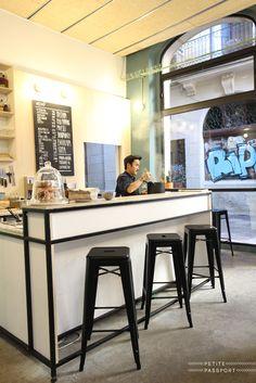 Satan's Coffee Corner Barcelona by Petite Passport #barcelona #coffee
