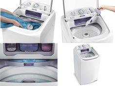 lavadora electrolux lca11 - lava edredom