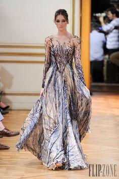 Zuhair Murad Fall-winter 2013-2014 - Couture - http://www.flip-zone.net/fashion/couture-1/fashion-houses/zuhair-murad-4018 - ©PixelFormula