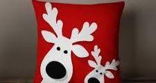 Christmas Pillows Holiday Pillows Christmas von wfrancisdesign Christmas Pillow Christmas Pillow by Reindeer Decorations, Decoration Christmas, Holiday Decorations, Christmas Cushions, Christmas Pillow, Christmas Sewing, Noel Christmas, Christmas Tables, Etsy Christmas