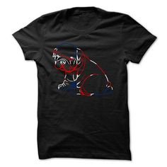 English bulldog union jack T Shirts, Hoodie Sweatshirts