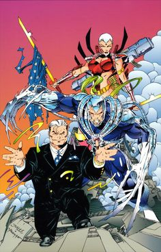 WildC.A.T.s WildStorm Comics