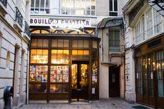 Bouillon Chartier entrance