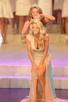 Hayley Lewis Crowned Miss Tennessee 2014 for Miss America 2015