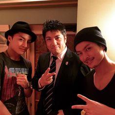 Imaichi Ryuji & Alan