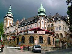 Palace Hotel, Lillafüred, Hungary
