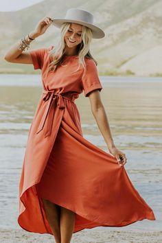 Taylor Jane Wrap Maxi | ROOLEE
