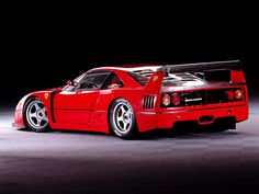 1989 Ferrari F40LM