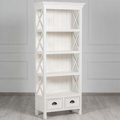 Книжный шкаф с ящиками Leon - Детская комната
