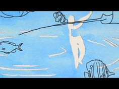 Aqua: a watercolor rotoscope animation - YouTube