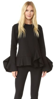 GOEN.J Long Sleeve Top | SHOPBOP