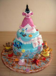 cenerella torta
