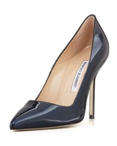 clearance cheap price Manolo Blahnik Snakeskin-Trimmed Vippina Pumps cheap real authentic 4ieBoKLEX