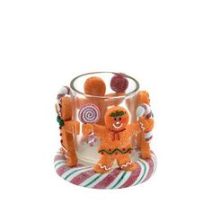 Search results for: 'yankee candle gingerbread' Gingerbread Crafts, Christmas Gingerbread Men, Votive Candle Holders, Candle Lanterns, Candle Diffuser, Candle Accessories, Christmas Candles, Christmas Crafts, Cool Things To Buy