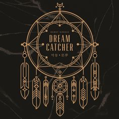 """Nightmare"" is the debut album recorded by South Korean girl group Dream Catcher (드림캐쳐). It will be released on January 2017 by Happy Face Entertainment. Pop Albums, Music Albums, K Pop, Kpop Logos, Programa Musical, Kpop Girl Groups, Insta Art, Album Covers, The Dreamers"