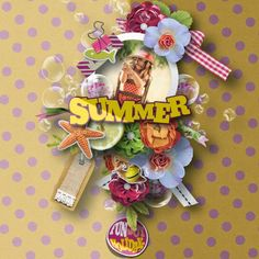 Le blog de Scrapbxl: Summer Fun ~ The Studio Coordinated Collection! De...