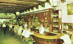 Bar Kentucky. Ciudad Juárez, Chihuahua. 1960's