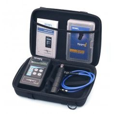 Tramex FZK5.1 Flooring Moisture Meter Inspection EZ Kit CMEXpert II  Tramex FZK5.1 kit performs instantaneous moisture tests for wood and concrete flooring.  This kit features the digital CMEX II concrete moisture meter to perform tests per ASTM F2659. The heavy duty Tramex wood pin probe measures the wood moisture content.   The kit comes in an Easy travel protective case.  Measure to 6.9 percent maximum concrete moisture content Instantaneous readings in non destructive & wood probe modes