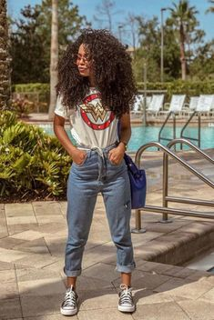 38 festival look ideas for Lollapalooza 38 ideias de looks de festival para o Lollapalooza 2019 38 looks Lollapalooza 2019 Brasil ideas to inspire ♥ - Cute Casual Outfits, Summer Outfits, Girl Outfits, Fashion Outfits, Women's Summer Clothes, Black Girls Outfits, Fashion Trends, Festival Looks, Looks Lollapalooza