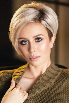 Cute Short Haircuts To Look Stunning ★ See more: http://lovehairstyles.com/cute-short-haircuts/