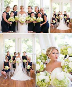 Charlotte Wedding Photographer | Old South Studios | Charlotte Wedding Photography and Family Portraiture | Shaina and JT's Wedding Separk Mansion | Gastonia, NC