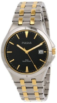 Men's Wrist Watches - Pulsar Mens PXH909 Dress Sport Watch -- You can find more details by visiting the image link.