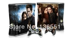 Cheap stickers anime, Buy Quality stickers for bmx bikes directly from China stickers icon Suppliers: NEW Vinyl Skin Sticker For Xbox 360Slim Decal    THE TWILIGHT SAGA BREAKING DAWN    + 2 New Controller Skins + Fr