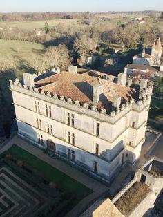 Château de Bourdeilles ~ Dordogne ~ France