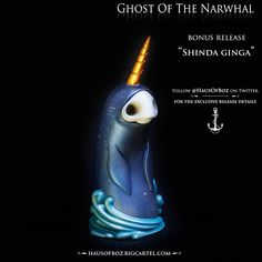 """Haus of Boz – Ghost of the Narwhal """"Tako"""" (07.06)"""