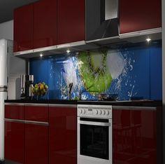 Selbstklebende Folie für Küchenrückwand Möbel & Wohnen Kuechenrueckwand Folien 318963