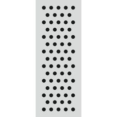 Ana sayfa :: Hobi Yardımcıları :: Stencil Şablonlar :: Mood Stencil U Seri :: Stencil Boyama Şablonu 10x25 cm. U003