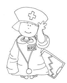 209 best nurse cartoons images nurse cartoon ics animated Superhero Phone Call free dearie dolls digi st s little nurse girl