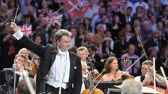 Last night at the BBC Proms! Next year I want to be there in person...