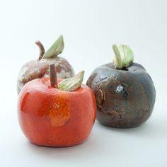 Keramik Apfel von isi-way.com