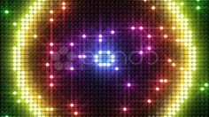 LED Back C-B1 HD - Stock Footage | by bluebackimage