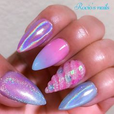 Are you looking for acrylic stiletto nails art designs that are excellent for this summer? See our collection full of acrylic stiletto nails art designs ideas and get inspired! Fancy Nails, My Nails, Hard Gel Nails, Gorgeous Nails, Pretty Nails, Acrylic Nail Designs, Nail Art Designs, Stiletto Nail Designs, Acrylic Nail Art