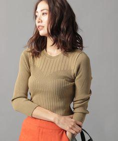MY BASIC Cardigan Coreana Cotone Stretch Donna